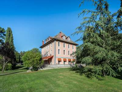 Image 9   7 bedroom French chateau for sale with 8.47 hectares of land, Thonon les Bains, Haute-Savoie , Lake Geneva 221269