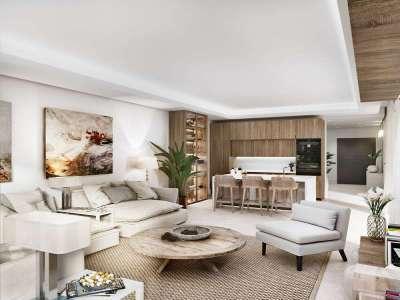 Image 4   4 bedroom villa for sale with 434m2 of land, Rio Verde, Puerto Banus, Malaga Costa del Sol, Andalucia 221350