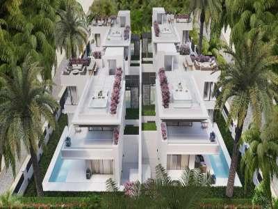 Image 6   4 bedroom villa for sale with 434m2 of land, Rio Verde, Puerto Banus, Malaga Costa del Sol, Andalucia 221350