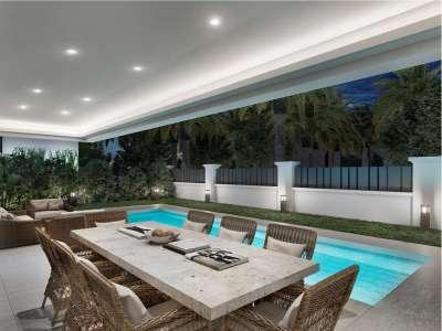 Image 2 | 4 bedroom villa for sale with 434m2 of land, Rio Verde, Puerto Banus, Malaga Costa del Sol, Andalucia 221351