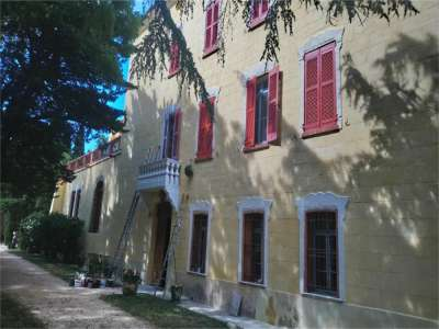 Image 1 | 6 bedroom French chateau for sale with 0.9 hectares of land, Perpignan, Pyrenees-Orientales , Languedoc-Roussillon 221641