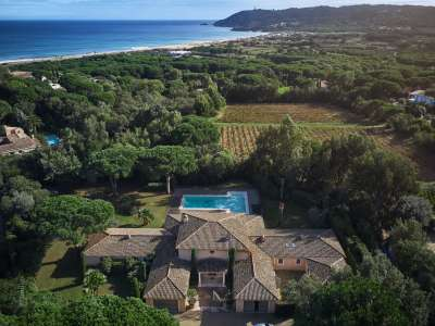 Image 1 | 7 bedroom villa for sale with 0.57 hectares of land, Ramatuelle, St Tropez, French Riviera 221742