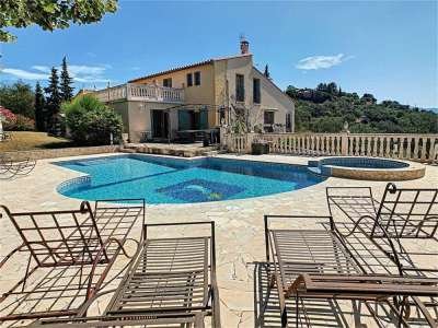 Image 1 | 4 bedroom villa for sale with 12 hectares of land, Ceret, Pyrenees-Orientales , Pyrenees Vallespir 221782