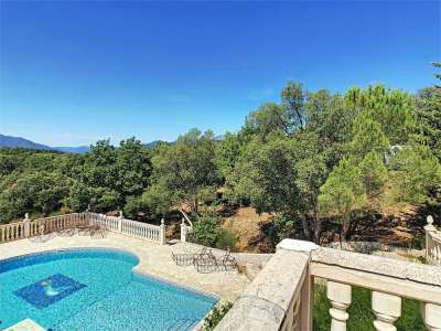 Image 12 | 4 bedroom villa for sale with 12 hectares of land, Ceret, Pyrenees-Orientales , Pyrenees Vallespir 221782