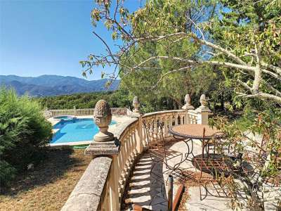 Image 13 | 4 bedroom villa for sale with 12 hectares of land, Ceret, Pyrenees-Orientales , Pyrenees Vallespir 221782