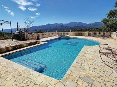 Image 2 | 4 bedroom villa for sale with 12 hectares of land, Ceret, Pyrenees-Orientales , Pyrenees Vallespir 221782