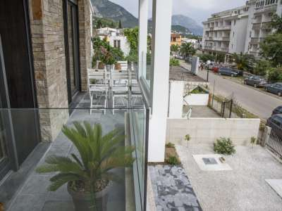 Image 1 | 4 bedroom hotel for sale with 554m2 of land, Sutomore, Bar, Coastal Montenegro 221858