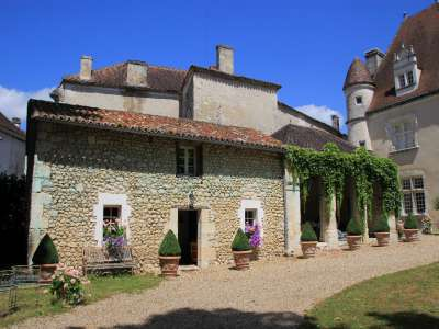 Image 5 | 9 bedroom French chateau for sale, Riberac, Dordogne , Aquitaine 221915