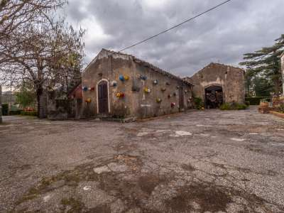 Image 17 | 12 bedroom farmhouse for sale with 0.77 hectares of land, Viagrande, Catania, Sicily 221930