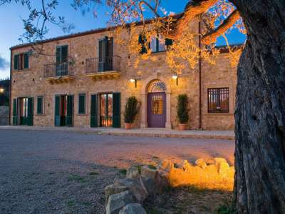 Image 1 | 11 bedroom farmhouse for sale with 16 hectares of land, Piazza Armerina, Enna, Sicily 221987