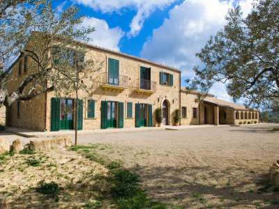 Image 16 | 11 bedroom farmhouse for sale with 16 hectares of land, Piazza Armerina, Enna, Sicily 221987
