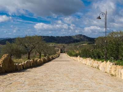 Image 20 | 11 bedroom farmhouse for sale with 16 hectares of land, Piazza Armerina, Enna, Sicily 221987