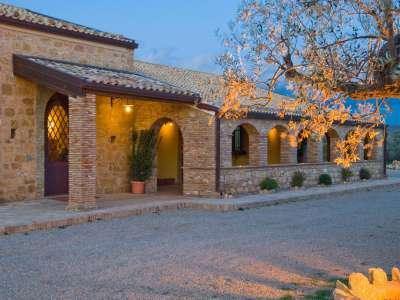 Image 3 | 11 bedroom farmhouse for sale with 16 hectares of land, Piazza Armerina, Enna, Sicily 221987