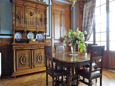 Image 10 | A Beautiful 19thCentury Château inNormandy for Sale with Gites 222053