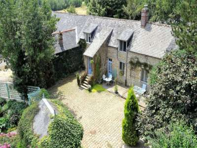 Image 31 | A Beautiful 19thCentury Château inNormandy for Sale with Gites 222053