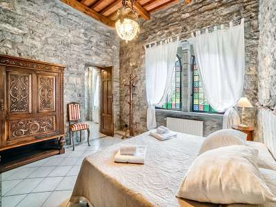 Image 11   5 bedroom villa for sale with 1 hectares of land, Camaiore, Lucca, Tuscany 222087