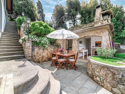 Image 31   5 bedroom villa for sale with 1 hectares of land, Camaiore, Lucca, Tuscany 222087