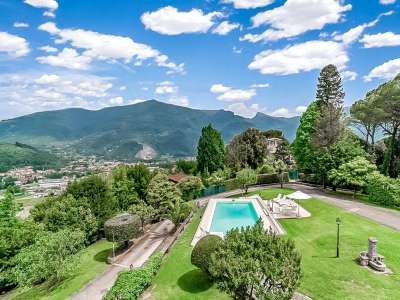 Image 34   5 bedroom villa for sale with 1 hectares of land, Camaiore, Lucca, Tuscany 222087
