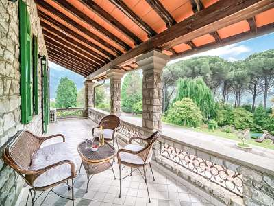 Image 36   5 bedroom villa for sale with 1 hectares of land, Camaiore, Lucca, Tuscany 222087
