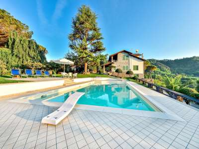 Image 4   5 bedroom villa for sale with 1 hectares of land, Camaiore, Lucca, Tuscany 222087