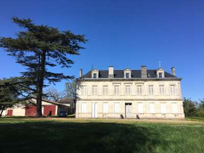 Image 2 | 10 bedroom French chateau for sale with 24 hectares of land, Coutras, Gironde , Aquitaine 222118