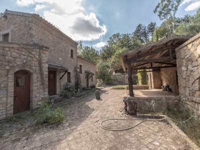 Image 10 | 3 bedroom farmhouse for sale with 18 hectares of land, Piazza Armerina, Enna, Sicily 222324