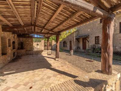 Image 6 | 3 bedroom farmhouse for sale with 18 hectares of land, Piazza Armerina, Enna, Sicily 222324