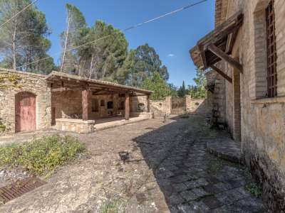 Image 9 | 3 bedroom farmhouse for sale with 18 hectares of land, Piazza Armerina, Enna, Sicily 222324