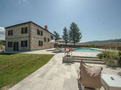 Image 1 | 5 bedroom villa for sale with 0.3 hectares of land, Lajatico, Pisa, Tuscany 222383