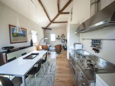 Image 2 | 5 bedroom villa for sale with 0.3 hectares of land, Lajatico, Pisa, Tuscany 222383