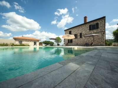 Image 4 | 5 bedroom villa for sale with 0.3 hectares of land, Lajatico, Pisa, Tuscany 222383