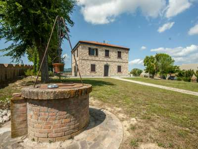 Image 5 | 5 bedroom villa for sale with 0.3 hectares of land, Lajatico, Pisa, Tuscany 222383