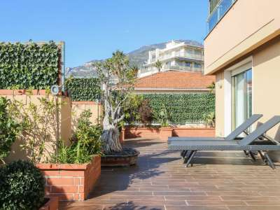 Image 19 | 3 bedroom penthouse for sale with 200m2 of land, Roquebrune Cap Martin, French Riviera 222601