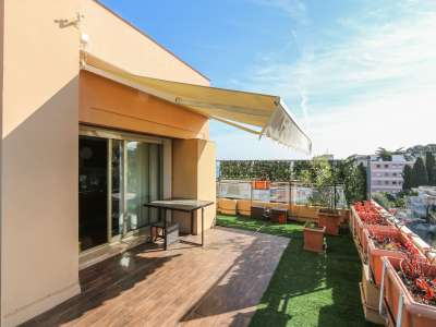 Image 9 | 3 bedroom penthouse for sale with 200m2 of land, Roquebrune Cap Martin, French Riviera 222601
