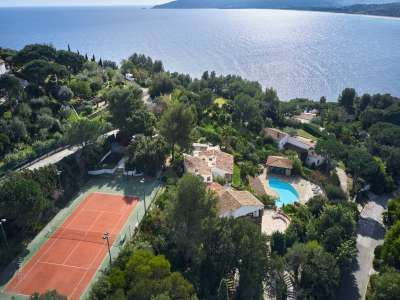 Image 3 | 5 bedroom villa for sale with 0.46 hectares of land, Ramatuelle, St Tropez, French Riviera 223040