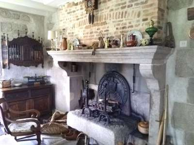 Image 2 | 6 bedroom house for sale with 3.76 hectares of land, Bourganeuf, Creuse , Limousin 223097