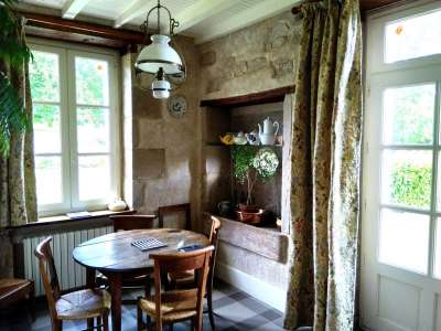 Image 4 | 6 bedroom house for sale with 3.76 hectares of land, Bourganeuf, Creuse , Limousin 223097