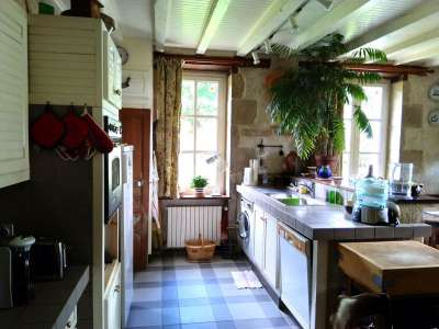 Image 5 | 6 bedroom house for sale with 3.76 hectares of land, Bourganeuf, Creuse , Limousin 223097