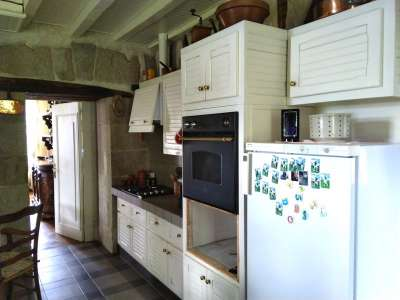 Image 6 | 6 bedroom house for sale with 3.76 hectares of land, Bourganeuf, Creuse , Limousin 223097
