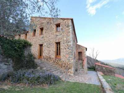 Image 1   9 bedroom farmhouse for sale with 12.91 hectares of land, Vallespir, Pyrenees-Orientales , Pyrenees Vallespir 223170