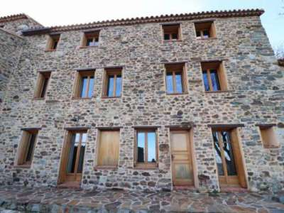Image 2   9 bedroom farmhouse for sale with 12.91 hectares of land, Vallespir, Pyrenees-Orientales , Pyrenees Vallespir 223170