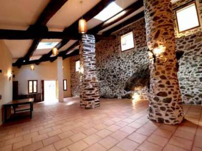 Image 3   9 bedroom farmhouse for sale with 12.91 hectares of land, Vallespir, Pyrenees-Orientales , Pyrenees Vallespir 223170