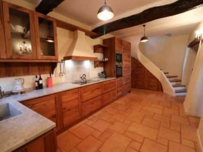 Image 5   9 bedroom farmhouse for sale with 12.91 hectares of land, Vallespir, Pyrenees-Orientales , Pyrenees Vallespir 223170
