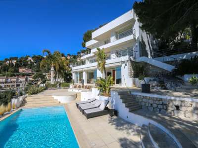 Image 1   5 bedroom villa for sale with 1,450m2 of land, Villefranche sur Mer, Villefranche, French Riviera 223191