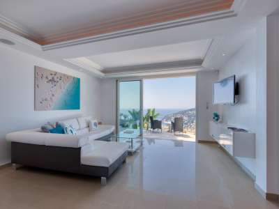 Image 15   5 bedroom villa for sale with 1,450m2 of land, Villefranche sur Mer, Villefranche, French Riviera 223191