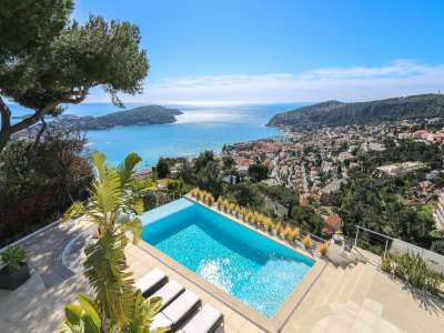 Image 25   5 bedroom villa for sale with 1,450m2 of land, Villefranche sur Mer, Villefranche, French Riviera 223191