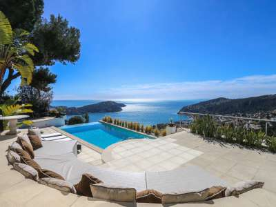 Image 3   5 bedroom villa for sale with 1,450m2 of land, Villefranche sur Mer, Villefranche, French Riviera 223191