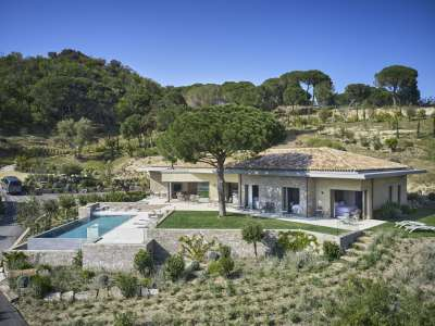 Image 1 | 4 bedroom villa for sale with 1.68 hectares of land, Ramatuelle, St Tropez, French Riviera 223230