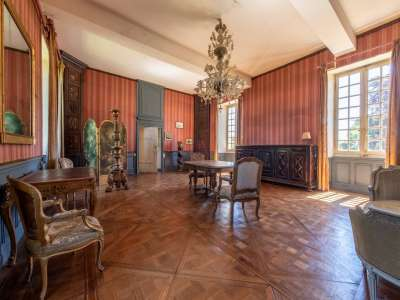Image 3   10 bedroom French chateau for sale with 69.88 hectares of land, Saintes, Charente-Maritime , Poitou-Charentes 223316