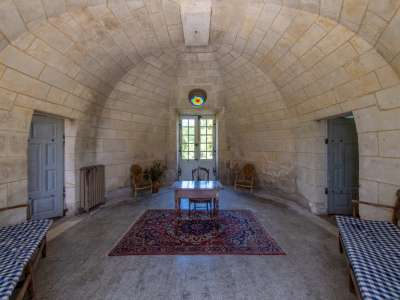 Image 8   10 bedroom French chateau for sale with 69.88 hectares of land, Saintes, Charente-Maritime , Poitou-Charentes 223316